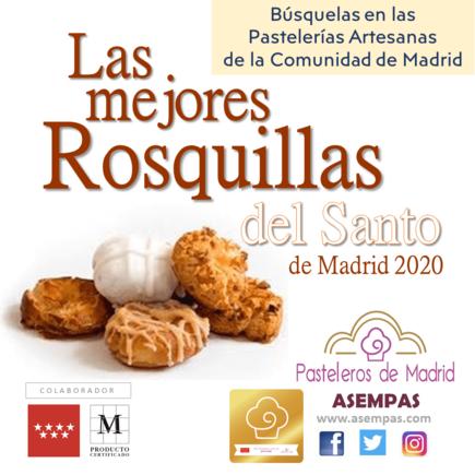 Nota de Prensa Rosquillas de San Isidro 2020