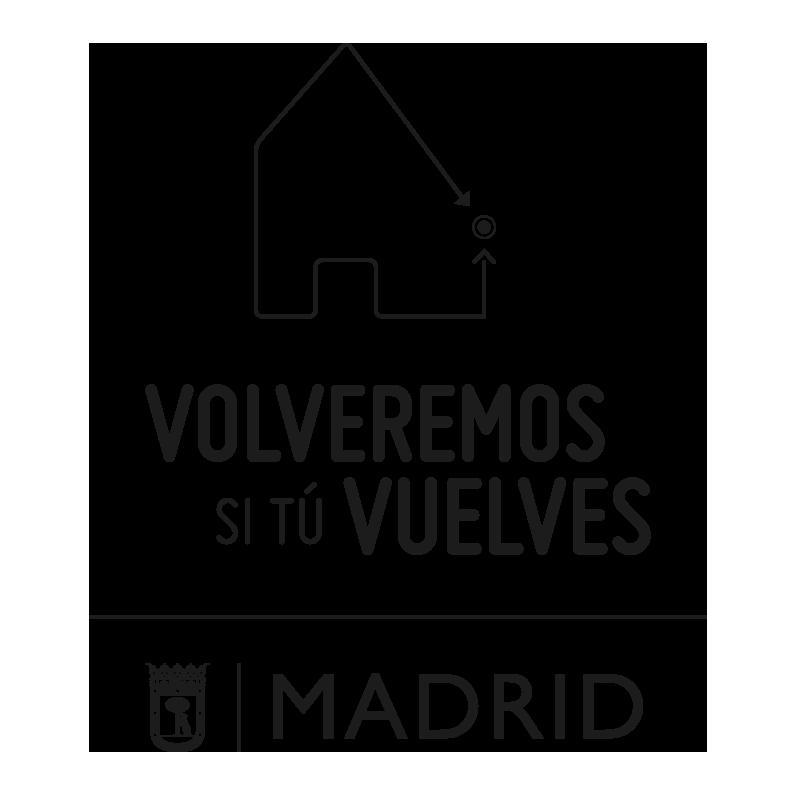 Volveremos si tu vuelves. Ayuntamiento de Madrid