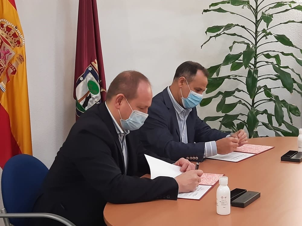 Convenio firmado por ASEMPAS y la Agencia para el Empleo para favorecer la inserción laboral de desempleados